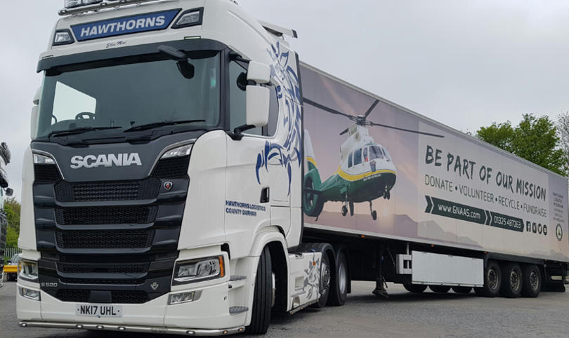 New Scania